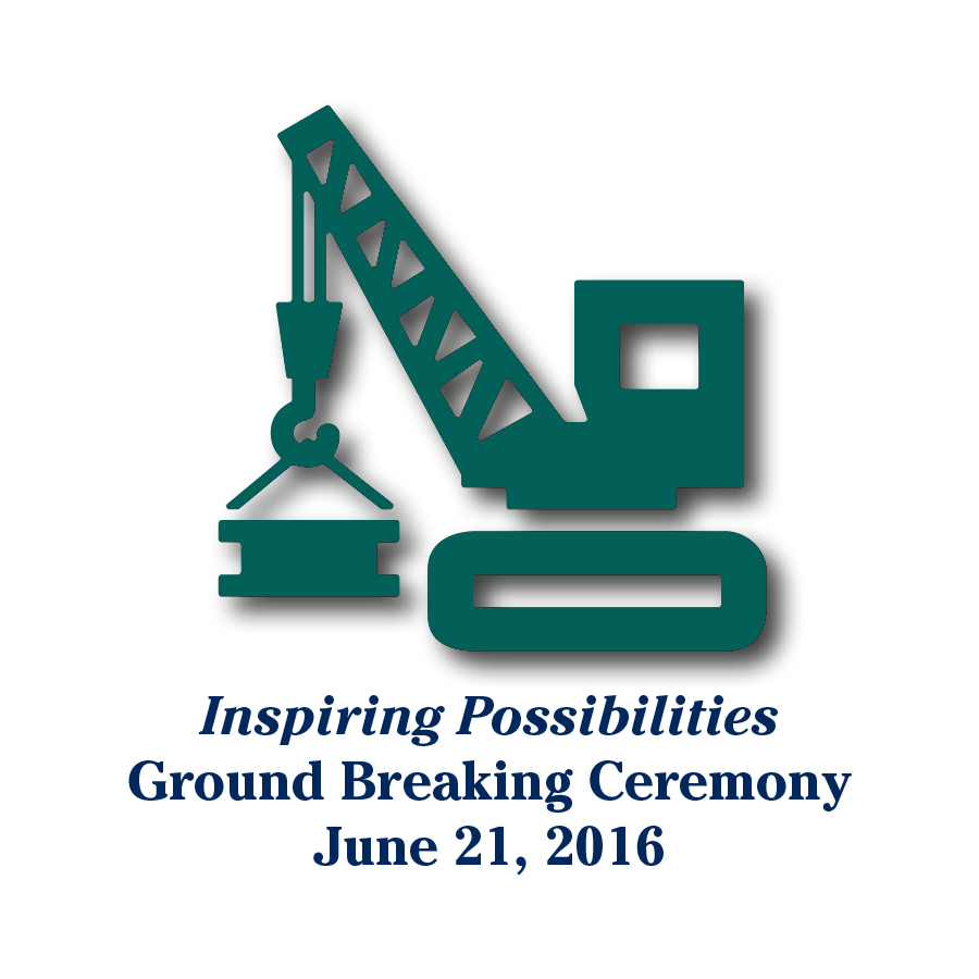 Ground Breaking Ceremony - June 21, 2016