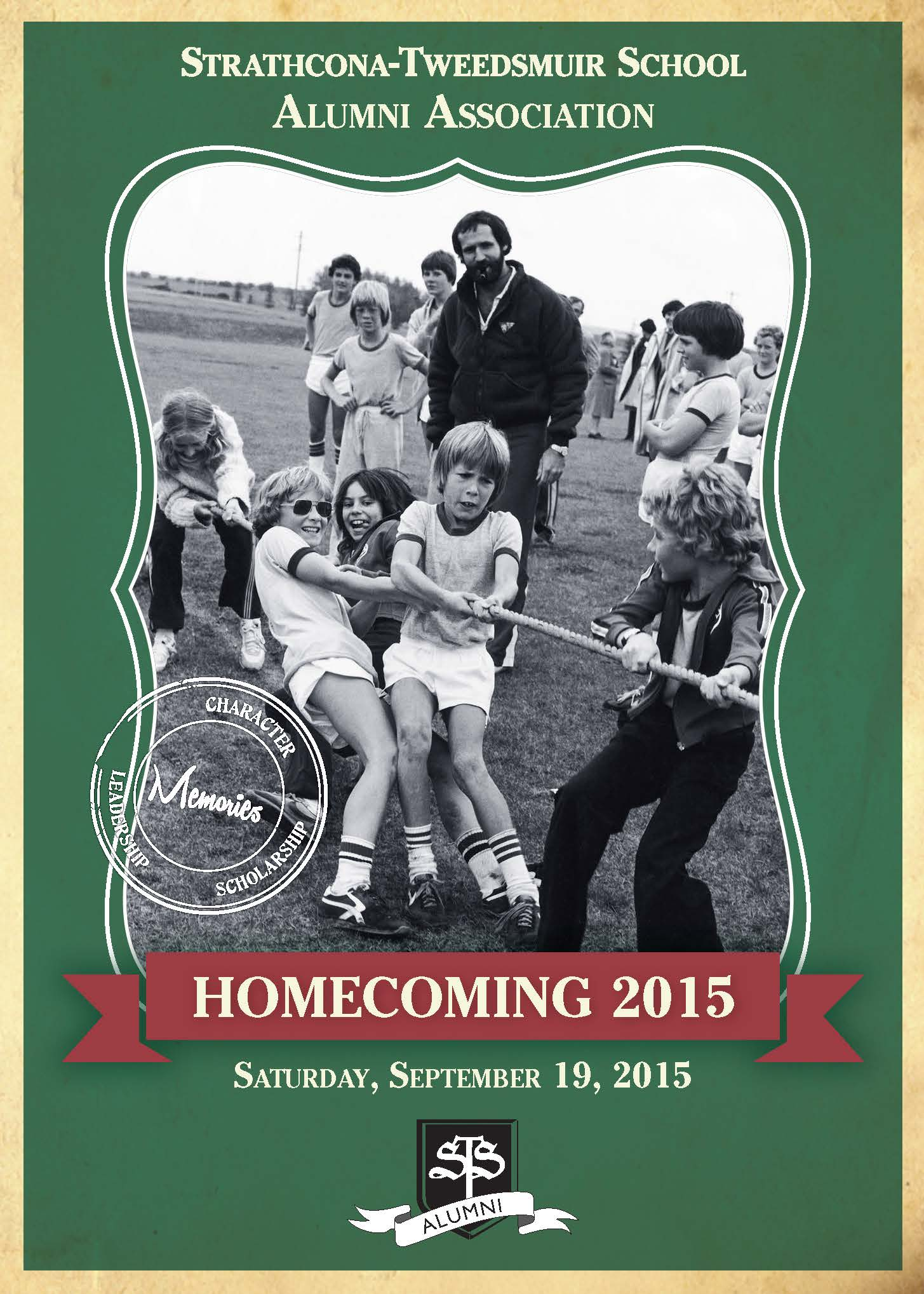 STS Homecoming 2015