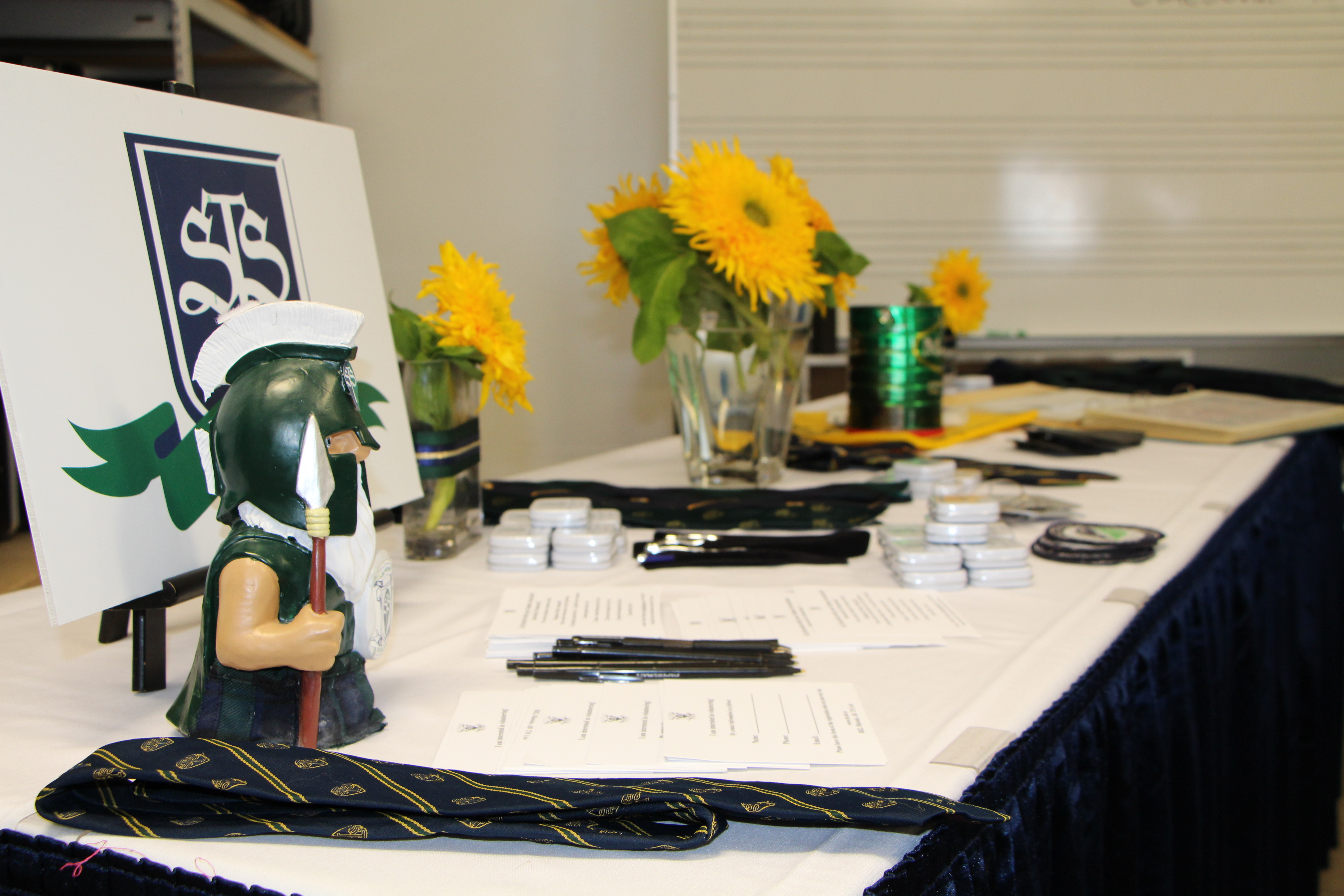 STS Homecoming 2015 - Alumni Lounge