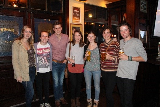 STS Young Alumni Pub Night