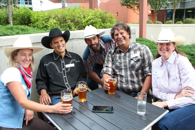 Stampede Party 2015