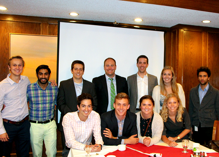 Alumni - Lunch and Learn - Aug 19, 2014