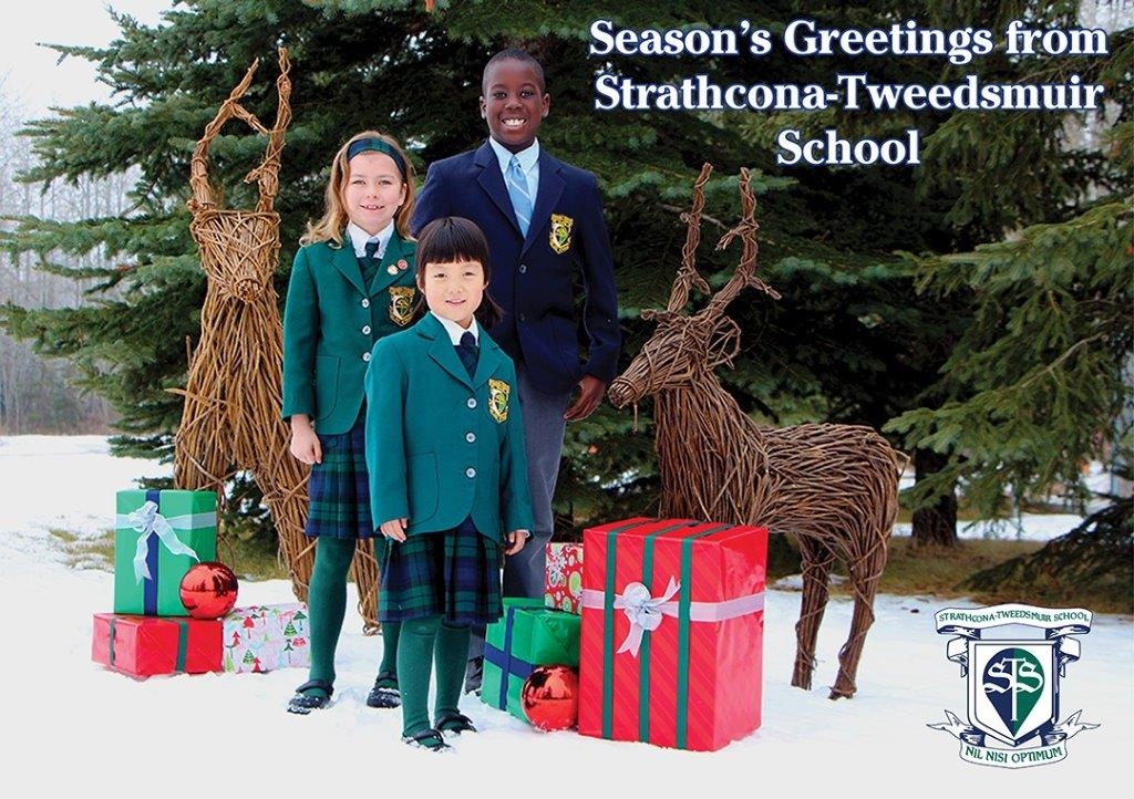 Alumni - e-card Christmas 2014