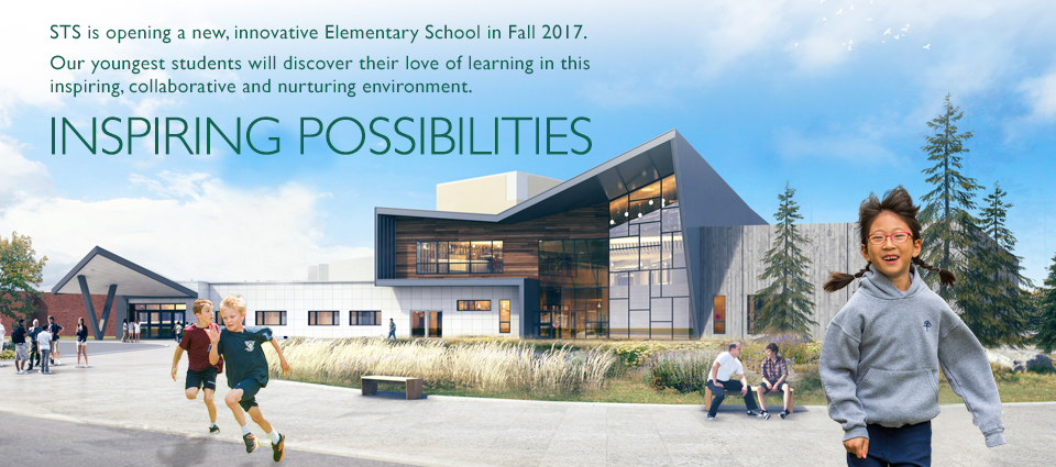 STS new, innovative Elementary School facilities